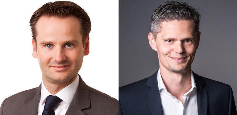 Ingo Nolden (HSBC) und Stefan Fromme (VC Trade) erklären, was die Bank und das Fintech gemeinsam am Markt für Syn Loans erreichen wollen.