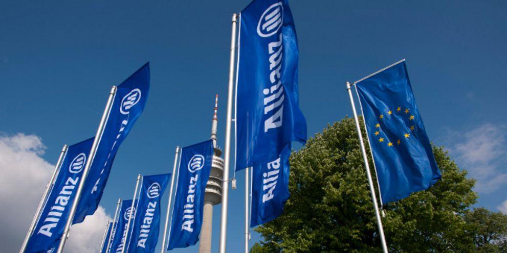 Der Versicherer Allianz plant die Komplettübernahme von Euler Hermes.