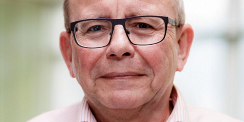 Treasurer Karl-Heinz Biernoth verhandelte für Gelita zum zweiten Mal einen Konsortialkredit.