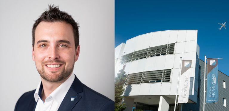 Treasury-Chef Florian Heindl ist seit November 2016 beim Flugzeugzulieferer FACC an Bord.