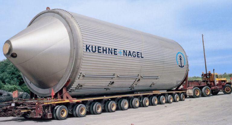 Neuland für Kühne + Nagel: Der Logistikkonzern hat zwei Franken-Anleihen emittiert.