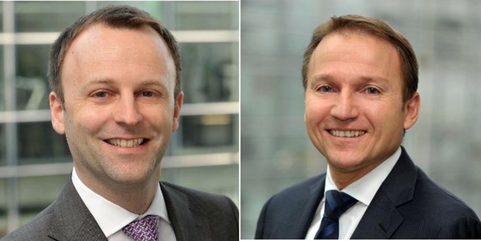 Die HVB ernennt Andreas Kölsch (links) und Karl Bergbauer zu Senior Bankern für das Corporate und Investment Banking.