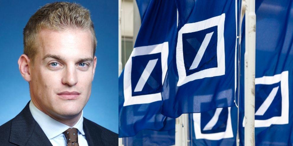 Stefan Hoops ist bei der Deutschen Bank zum Leiter des Bereichs Global Markets Deutschland aufgestiegen.