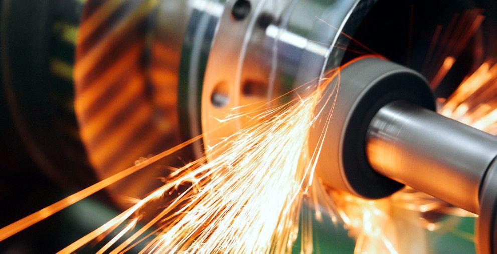 Der Maschinenbau ist stark von der Coronakrise getroffen.