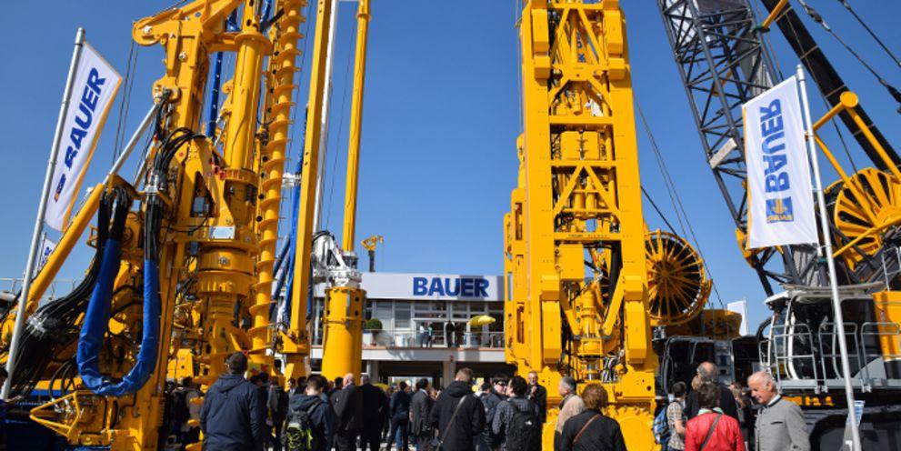 Finanzierungen: Die Bauer Gruppe hat einen Konsortialkredit in Höhe von 430 Millionen Euro refinanziert.