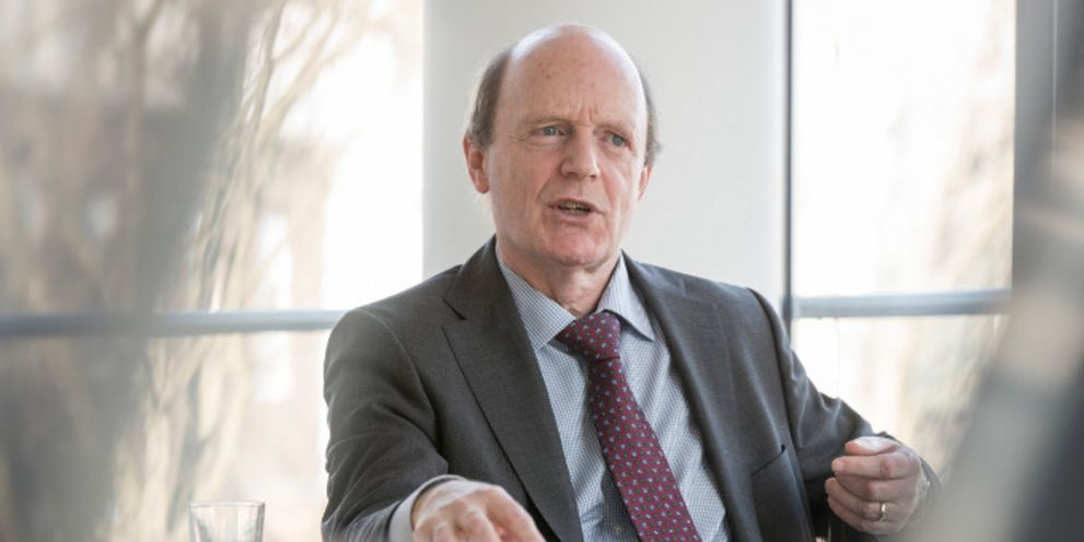 Michael Reuter leitet seit 2010 die Treasury-Aktivitäten von Henkel.