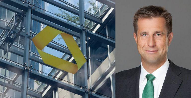 Michael Kotzbauer von der Commerzbank sieht die Banken in der Coronakrise wesentlich robuster aufgestellt als 2008.
