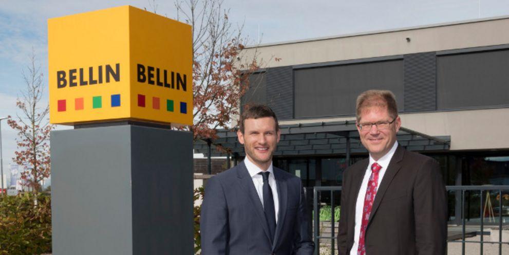 Neuzugänge bei Bellin: Axel Goedecke (links) ist seit September und Wolfgang Kalthoff seit Oktober für den Treasury-Softwareanbieter tätig.