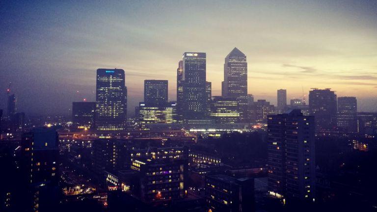 Canary Wharf in London: Die namhaften Banken aus Großbritannien rüsten sich für den Brexit, hoffen insgeheim aber auf Übergangsfristen.
