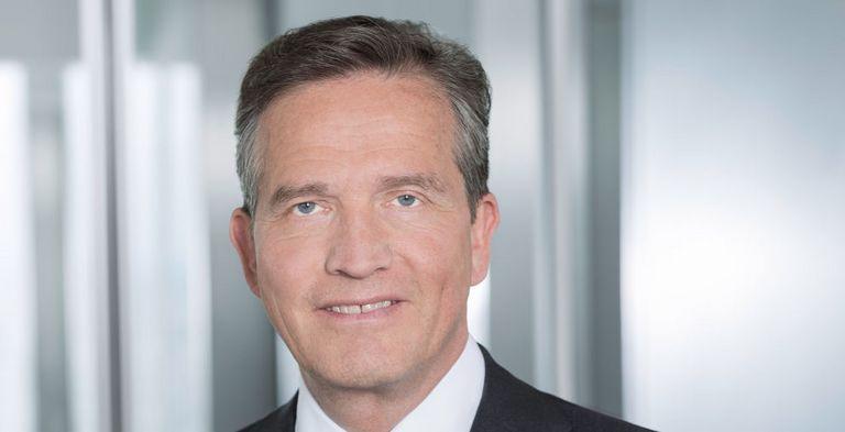 Firmenkundenvorstand Michael Reuther will im kommenden Jahr die Commerzbank nach dann 13 Jahren verlassen.