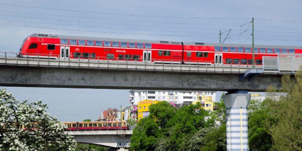 Novum am Corporate-Bond-Markt: Die Deutsche Bahn hat die erste Euroanleihe mit negativer Rendite platziert.