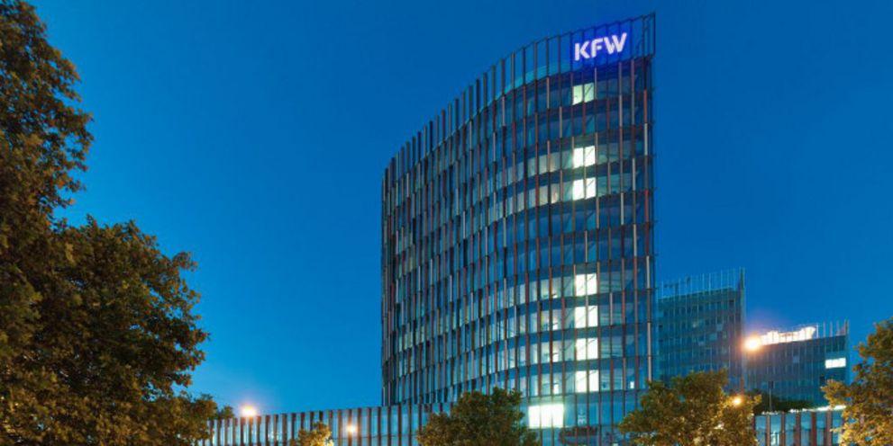 Die Staatsbank KfW hat die Zahlen des 1. Quartals 2015 genannt.