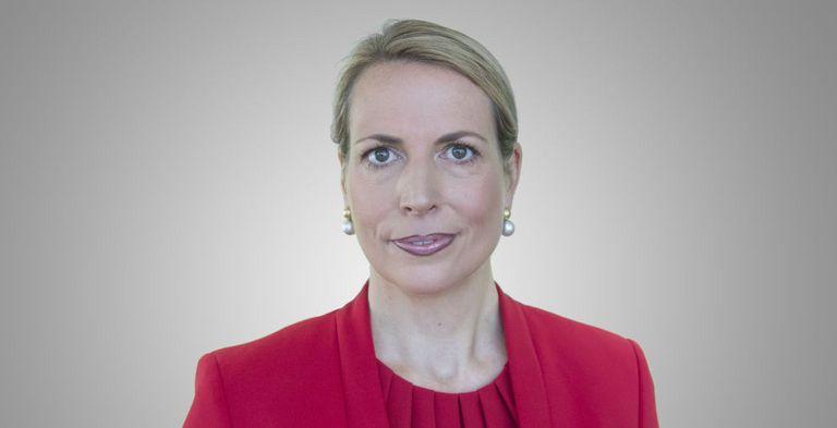 Leitet seit Oktober die Firmenkundenbetreuung für große Multinationals: Hypovereinsbank-Eigengewächs Monika Rast.