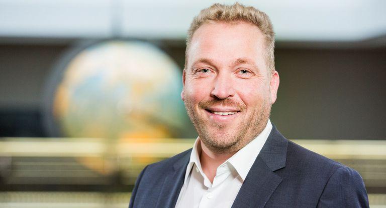 Serrala-CEO Lindemann will über M&A-Deals und Kooperationen wachsen.