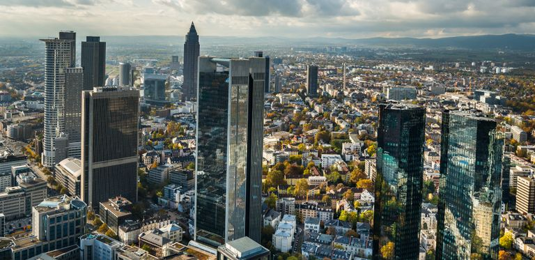 Bankenviertel in Frankfurt am Main: Wer ist die Nummer 1?