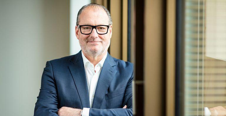 Lutz Diederichs leitet das Deutschlandgeschäft von BNP Paribas.