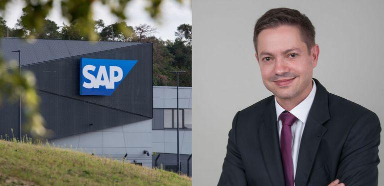 """""""Uns ist es gelungen, die größte Euro-Bond-Emission, die jemals in einem Dezember vorgenommen worden ist, zu platzieren"""", sagt SAP-Treasurer Klaus Heizmann."""