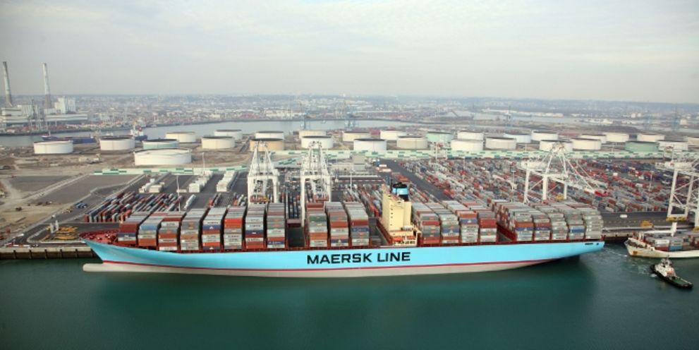 Die Containerschiff-Reederei Maersk und der IT-Konzern IBM planen über ein Blockchain-Joint-Venture, den globalen Handel schneller und effizienter zu machen.
