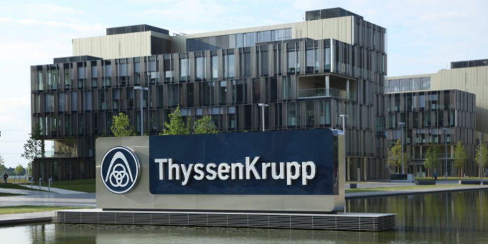 ThyssenKrupp begibt Anleihe über 1,25 Milliarden Euro