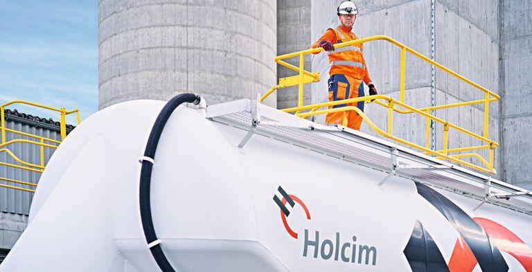 Der Schweizer Zementhersteller LafargeHolcim positioniert sich mit einem Sustainability-linked Bond.