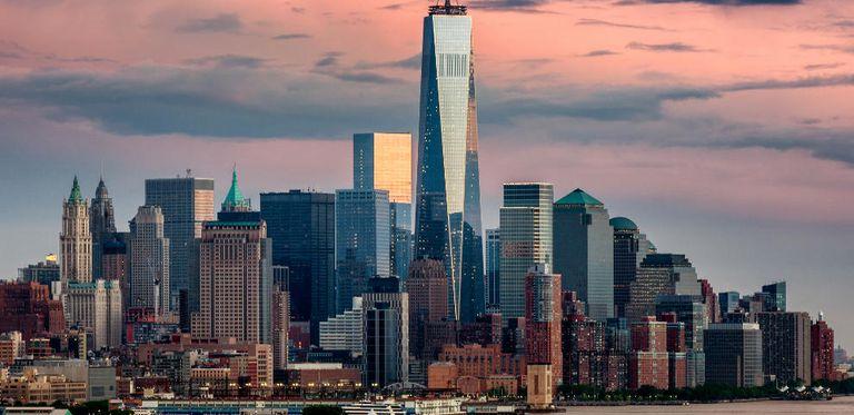 Skyline von New York City: Die neue US-Regulierung NYDFS 500 kann auch Treasurer treffen.
