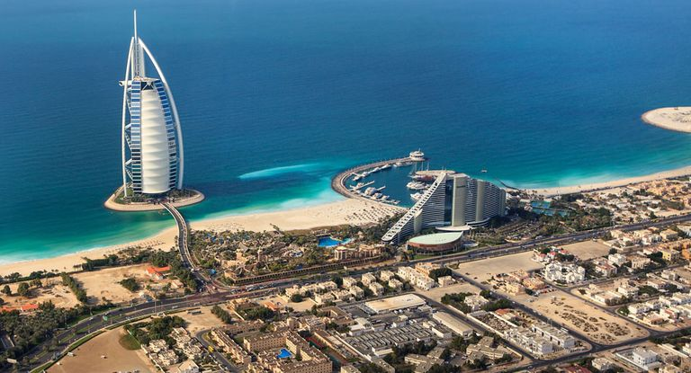 Wie läuft Treasury in Dubai?