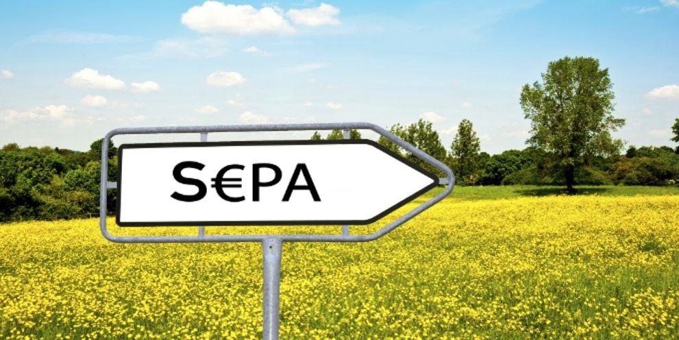 Jetzt geht es bei Sepa auf die Zielgerade.