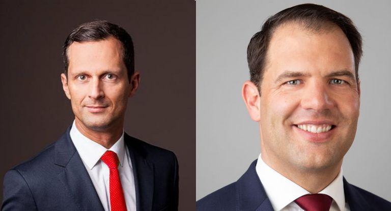 Daniel Dalter und Stephan Hemmerich wechseln von der Deutschen Bank zur Hypovereinsbank (HVB).