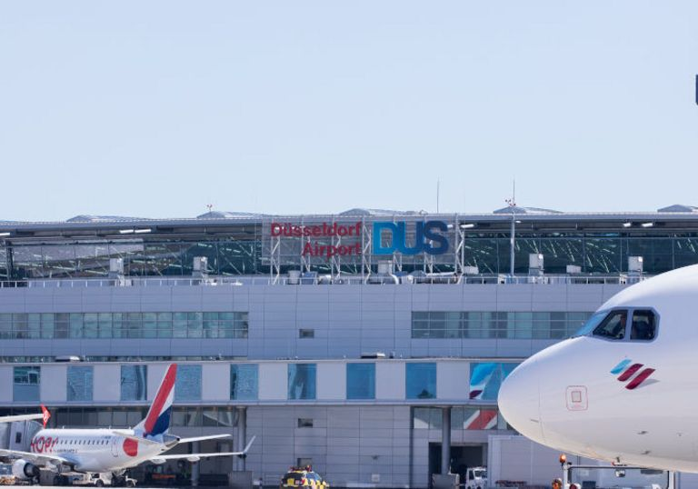 Der Flughafen Düsseldorf hat seine Finanzierung neu aufgestellt.