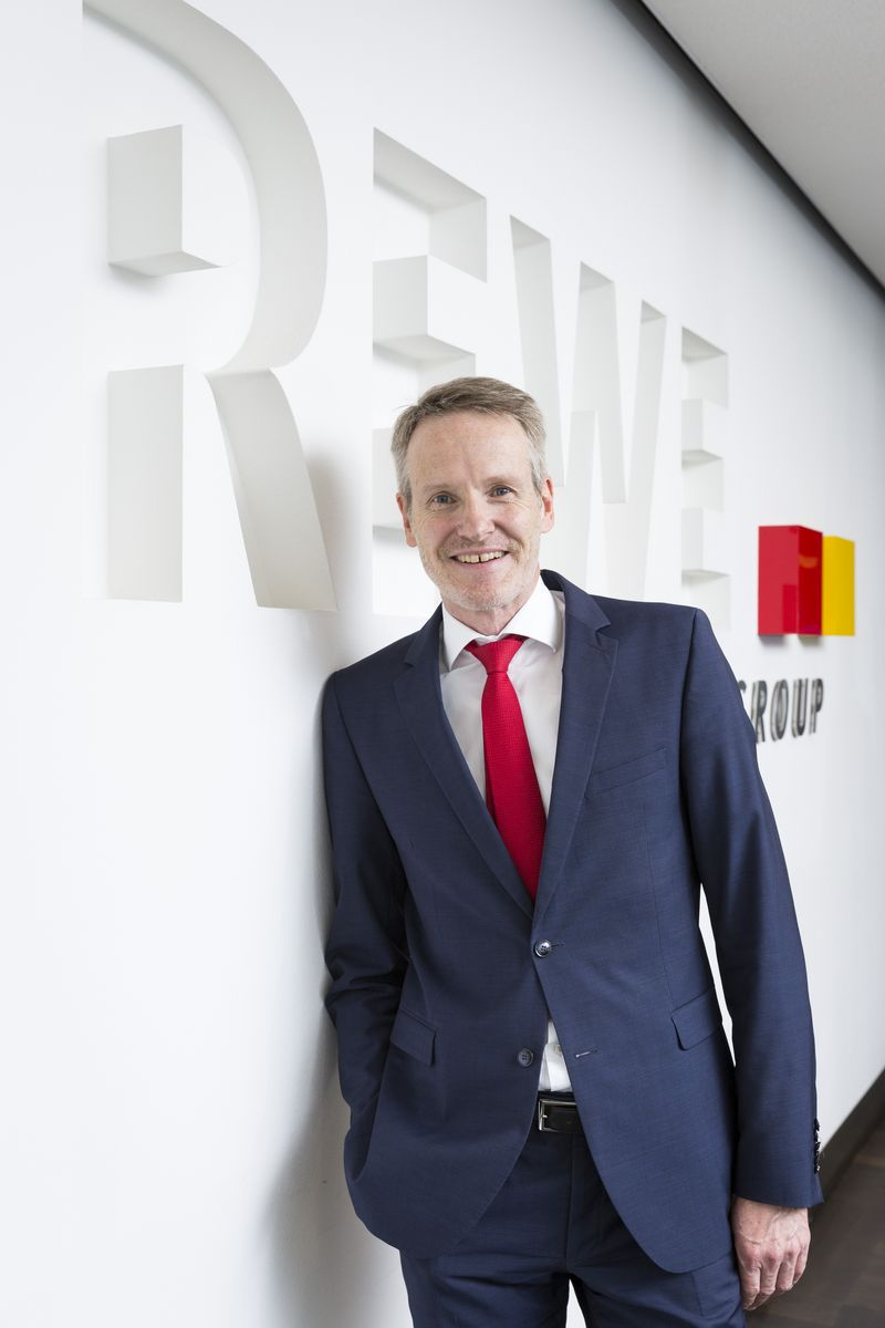 Klaus Wirbel, Rewe Group