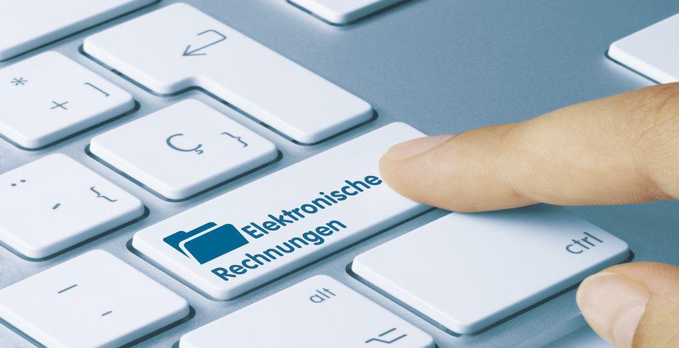 Wie weit sind die Unternehmen bei der Umstellung auf E-Rechnung?