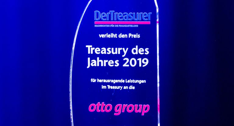 """Letztes Jahr konnte die Otto Group sich mit dem Titel """"Treasury des Jahres"""" schmücken. Wer erhält die Auszeichnung diesmal?"""