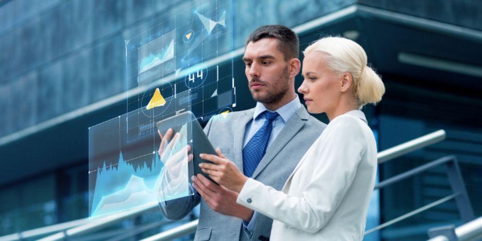 Algorithmen erkennen Muster, die der Mensch nicht sieht. Auch im Treasury kann Big Data einen Mehrwert liefern.