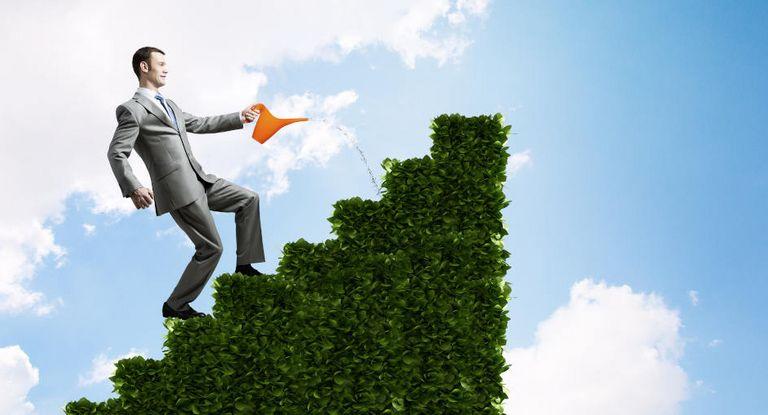 Wie weit nach oben wird es gehen? Beim Pricing von ESG-Links könnte es über kurz oder lang zu Veränderungen kommen.