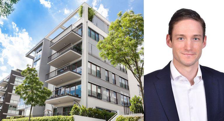 Alexander Hotzel leitet nun das Cash-Management-Team bei dem Wohnungsunternehmen d.i.i.