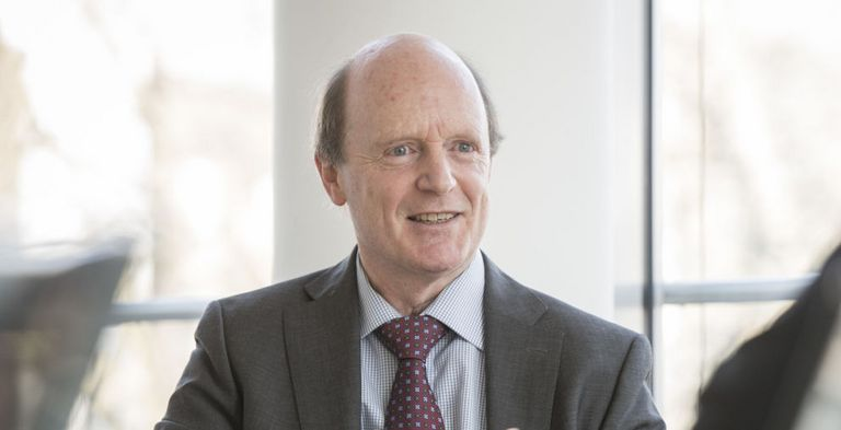 Henkel-Treasurer Michael Reuter verabschiedet sich in den Ruhestand.