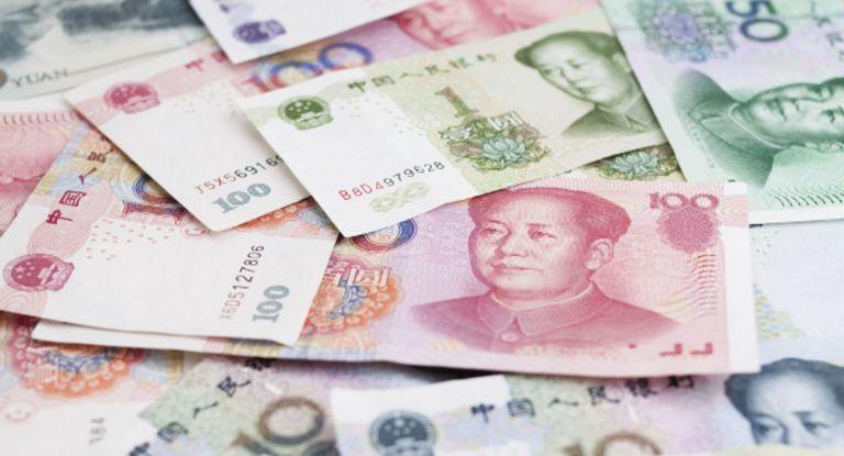 Der Renminbi wird im grenzüberschreitenden Zahlungsverkehr wichtiger.