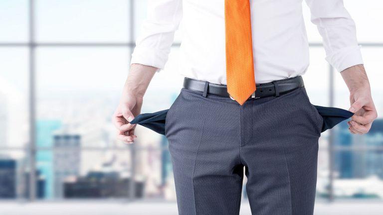 Folgt auf das große Gründen, das große Pleitegehen? Das Wirtschaftsprüfungs- und Beratungshaus PwC sieht für dieses Jahr ein bitteres Ende für viele Fintechs vorher.