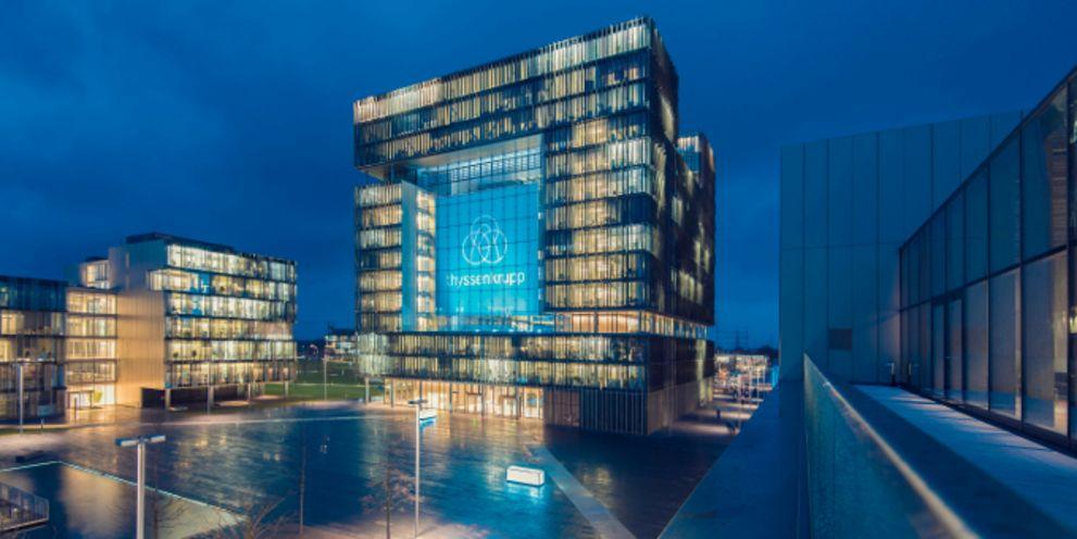 Thyssenkrupp und Commerzbank haben erstmals einen tatsächlich gehandelten FX-Forward über eine Blockchain abgebildet.