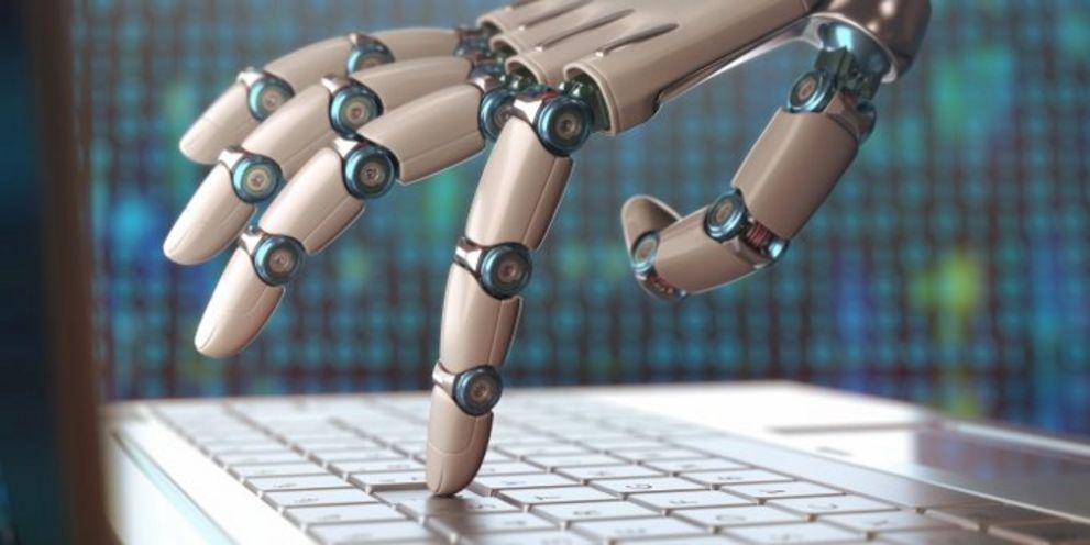 Klingt futuristisch: Ratschläge vom Roboter zur passenden Anlagestrategie