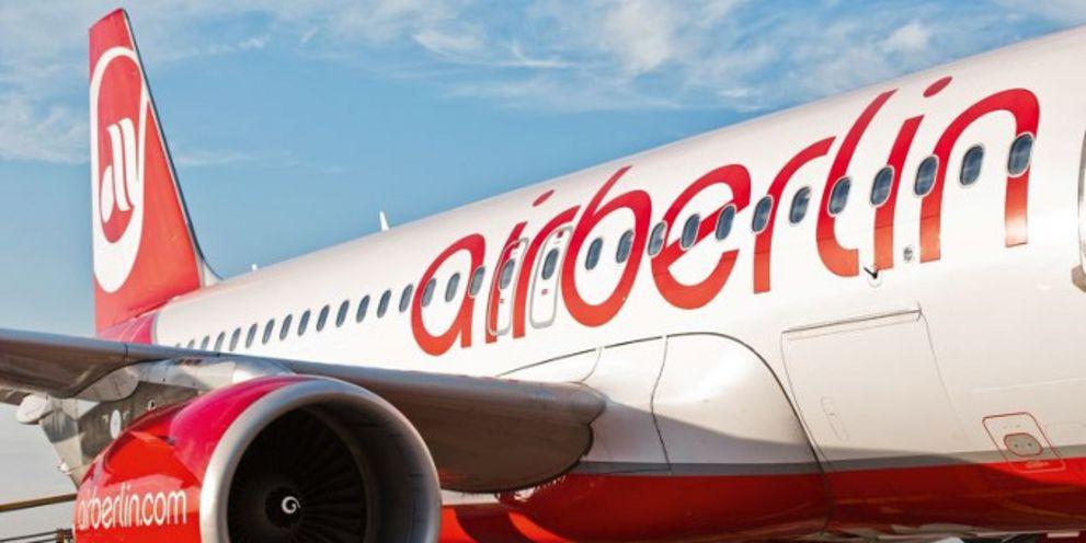 Air Berlin will Investoren mit einem Umtauschangebot überzeugen.