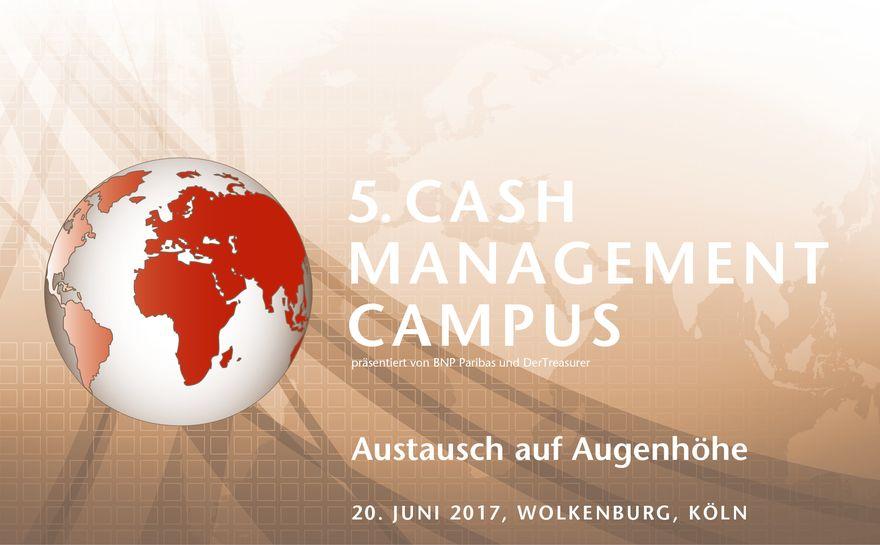 Cash Management Campus 2017