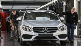 Daimler: Erster Panda-Bond eines ausländischen Emittenten