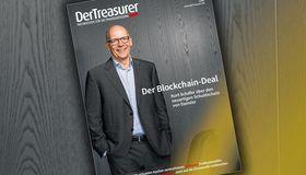 Daimler-Treasury-Chef Kurt Schäfer sprach mit DerTreasurer über die Hintergründe der Blockchain-Transaktion.