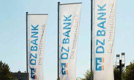 Erster Emittenten auf der neuen Anleihe-Emissionsplattform EPPF war die DZ Bank.