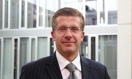 David Freidl leitet seit Mitte 2014 das Konzern-Treasury des Stiftungsunternehmens Zeppelin.