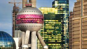 Testlabor auf dem chinesischen Festland: In Shanghai soll der Renminbi bald frei handelbar werden. Nur so kann die Stadt bis 2020 als Finanzzentrum mit London und New York mithalten.