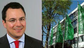 Henner Böttcher verlässt das Treasury und wird Nordamerika-CFO bei Heidelberg Cement.