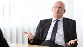 Sigurd Dahrendorf, Leiter Konzernfinanzierung bei Knorr-Bremse, ist seit mehr als 25 Jahren für den Bremssystemhersteller tätig.