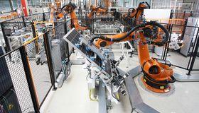 Der Roboterbauer Kuka hat einen Schuldschein über 250 Millionen Euro platziert.
